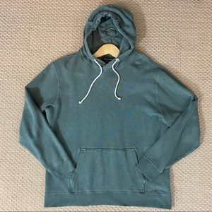 EUC Green Abercrombie & Fitch Hoodie